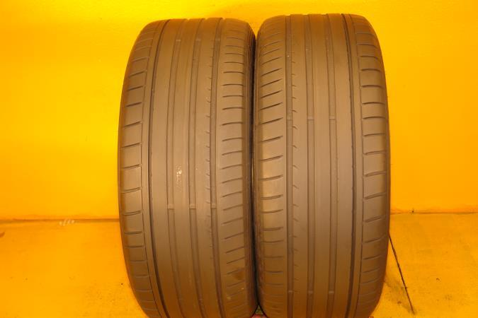 DUNLOP 245/45/18 - used and new tires in Tampa, Clearwater FL!