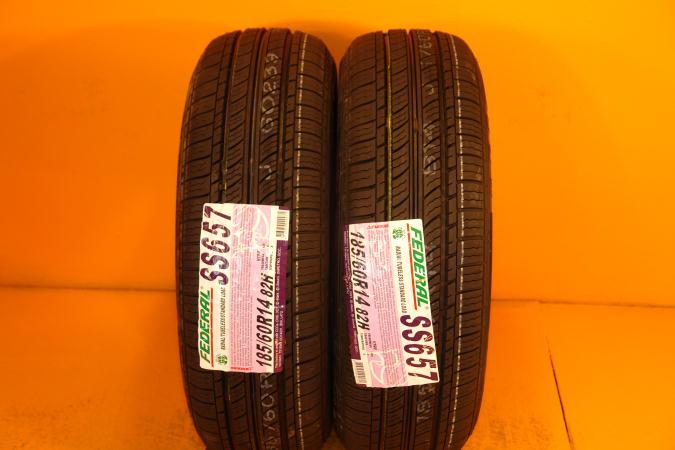 FEDERAL 185/60/14 - used and new tires in Tampa, Clearwater FL!