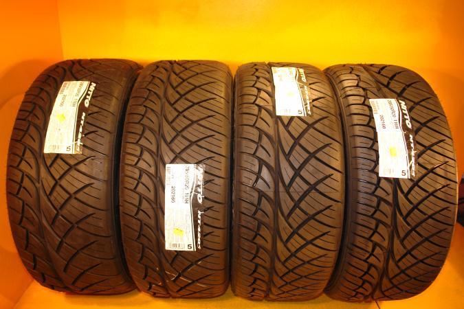 Used Tires Orlando >> NITTO 285/50/20