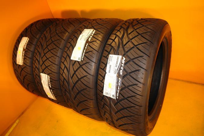 Used Tires Tampa >> NITTO 285/50/20
