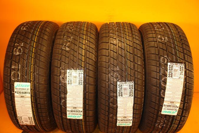 JETZON 235/60/15 - New and Used TIRES in Tampa Bay ...