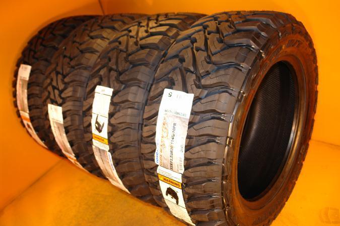 Used Tires Orlando >> TOYO 33/12.50/20