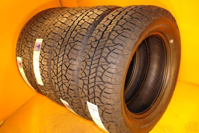 Used Tires Orlando >> BFGOODRICH 275/60/20