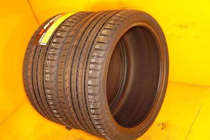 2 new tires mayrun 2