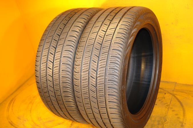 Continental Tire Warranty >> CONTINENTAL 245/45/18