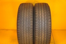 2 Used Tires 215/70/16 BFGOODRICH