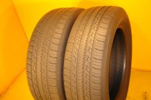2 Used Tires 225/60/18 BFGOODRICH