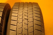 2 Used Tires LT 235/70/17 MICHELIN