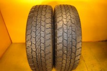 2 Used Tires 235/75/16 UNIROYAL