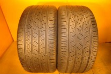 2 Used Tires 285/40/19 CONTINENTAL