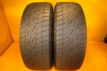 2 Used Tires 265/70/17 NITTO