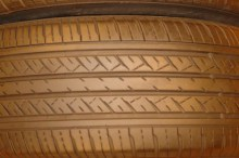 2 Used Tires 205/65/14 HANKOOK