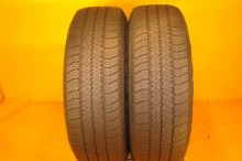 2 Used Tires 235/50/17 GOODYEAR