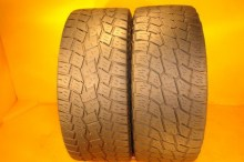 2 Used Tires LT 305/55/20 NITTO