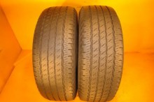 2 Used Tires 255/70/15 NEXEN