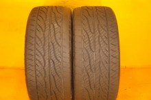 2 Used Tires 225/50/16 DUNLOP