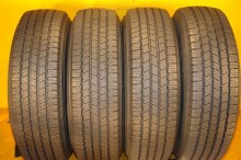 4 Used Tires LT 225/75/16 NEXEN