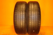 2 Used Tires 225/65/17 CONTINENTAL