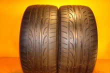 2 Used Tires 285/35/21 DUNLOP