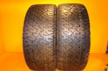 2 Used Tires 285/45/22 NITTO