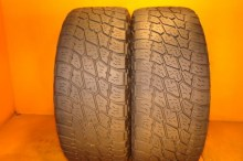2 Used Tires 265/50/20 NITTO