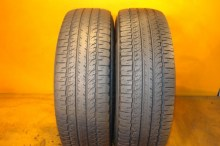 2 Used Tires 225/70/16 BFGOODRICH