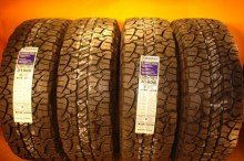 4 New Tires 285/75/16 BFGOODRICH