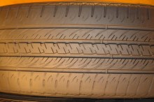 2 Used Tires 235/60/18 GOODYEAR