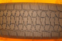 1 Used Tire 245/65/17 PRIME WELL