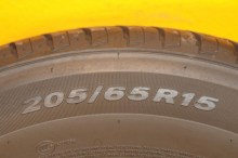 1 Almost New Tire 205/65/15 NEXEN