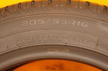 1 Almost New Tire 205/55/16 FULDA
