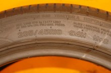 1 Almost New Tire 235/45/18 NANKANG