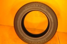 1 Almost New Tire  225/55/16 UNIROYAL