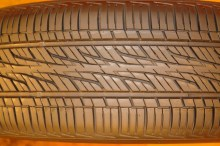 1 Almost New Tire 195/60/15 HANKOOK