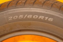 1 Used Tire 205/60/16 NEXEN