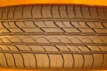1 Used Tire 205/65/15 VITRON