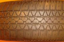 1 Used Tire 215/70/14 BFGOODRICH