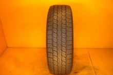 1 Used Tire 245/70/16 DUNLOP