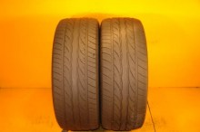 2 Used Tires 255/55/18 DUNLOP
