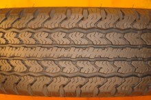1 Used Tire 265/70/17 DUNLOP