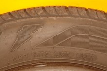 1 Almost New Tire 205/55/16 GOODYEAR
