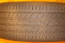 1 Used Tire 255/55/18 CONTINENTAL