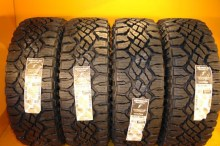 4 New Tires LT 265/70/17 GOODYEAR