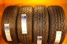 4 New Tires 275/60/20 BFGOODRICH