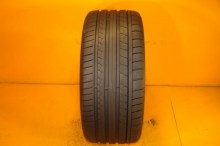 1 Used Tire 255/35/19 DUNLOP