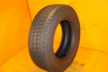 1 Used Tire 265/65/17 FUZION