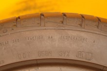 1 Used Tire 245/40/17 CONTINENTAL