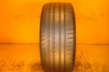 1 Used Tire 255/35/19 CONTINENTAL