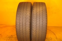 2 Used Tires 195/70/15 CONTINENTAL