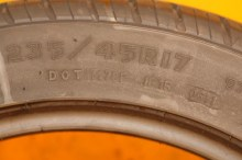 1 Used Tire 235/45/17 GOODYEAR
